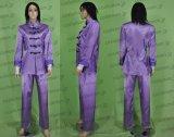 聖闘士星矢 龍座 ドラゴン 紫龍風 私服 ●コスプレ衣装