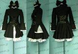 Fate/hollow ataraxia 黒セイバー風 ●コスプレ衣装