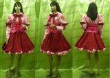 特売★ セイントオクトーバー 聖三咲 赤ロリ風 02 ●コスプレ衣装 ■■