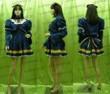 特売★ クローバーの国のアリス アリス風 新衣装 01 ●コスプレ衣装 ■■