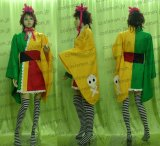 pop'n music 15 ポップンミュージック アドベンチャー 鹿ノ子風 ●コスプレ衣装