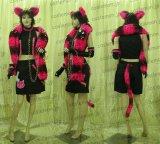 クローバーの国のアリス チェシャ猫 ボリス=エレイ風 ●コスプレ衣装