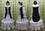 シャーマンキング アイアンメイデン・ジャンヌ風 ドレス ●コスプレ衣装