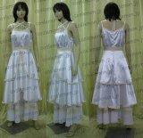 金色のコルダ 純白ドレス 日野香穂子風 コンサート ●コスプレ衣装