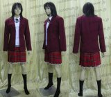 学園ヘタリア にょたりあ 日本 ハンガリー風 女子制服 set ●コスプレ衣装