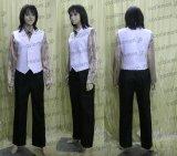 家庭教師ヒットマン 幻騎士 CCG7 白スーツ 白蘭風 ●コスプレ衣装