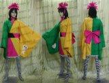 pop'n music 15 ポップンミュージック アドベンチャー 鹿ノ子風 修正 ●コスプレ衣装