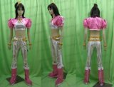 特売★ THE IDOLM@STER2 アイドルマスター 我那覇響風 ピンクダイヤモンド ●コスプレ衣装