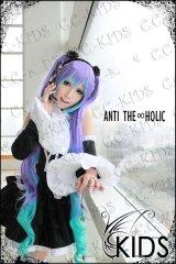 VOCALOID2 初音ミク Infinite∞HOLiC コスプレ 耐熱ウィッグ