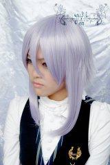 Pandora Hearts パンドラハーツ エコー コスプレ 耐熱ウィッグ