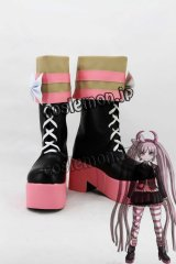 絶対絶望少女 ダンガンロンパ 空木言子 コスプレ靴 ブーツ