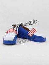 カードキャプターさくら 木之本桜風 14 コスプレ靴 ブーツ