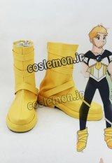美少女戦士セーラームーン 性転換 コスプレ靴 ブーツ