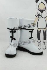 VOCALOID ボーカロイド パンダチャイナ 言和 コスプレ靴 ブーツ