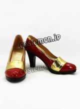 ミラジェーン風 コスプレ靴 ブーツ