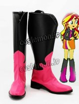 My Little Pony: Equestria Girls - Rainbow コスプレ靴 ブーツ