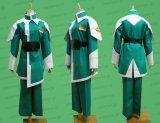 ザフト軍服風 緑 ●コスプレ衣装