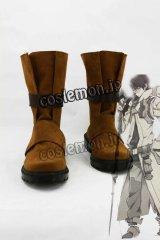 ログ・ホライズン シロエ風 02 コスプレ靴 ブーツ
