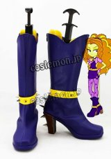 My Little Pony: Equestria Girls Adagio Dazzle コスプレ靴 ブーツ