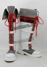トランスフォーマー ドリフト風 コスプレ靴 ブーツ