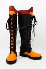 トランスフォーマー Rodimus風 コスプレ靴 ブーツ