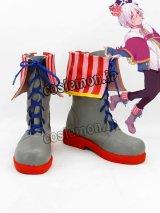 ニコニコ動画 歌い手 まふまふ風 コスプレ靴 ブーツ