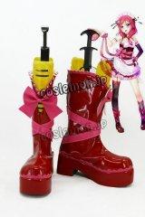 ラブライブ! 西木野真姫風 メイド コスプレ靴 ブーツ
