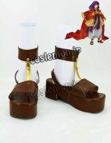 ファイアーエムブレム シーダ風 コスプレ靴 ブーツ
