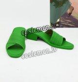カガリ風 コスプレ靴 ブーツ