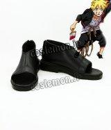 BORUTO NARUTO THE MOVIE ナルト風 うずまき コスプレ靴 ブーツ