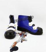 遊戯王 九十九遊馬風 コスプレ靴 ブーツ