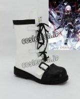 ギルティクラウン EGOIST/リローデッド 「虐殺器官」 伊藤計劃風 コスプレ靴 ブーツ