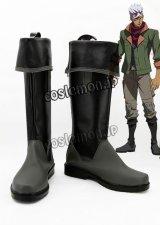 鉄血のオルフェンズ オルガ・イツカ風 コスプレ靴 ブーツ