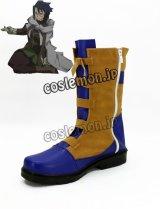 ログ・ホライズン 第2シリーズ風 コスプレ靴 ブーツ