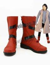 ヒーロー フィリップ風 コスプレ靴 ブーツ