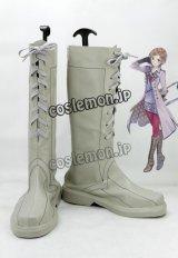 メルルのアトリエ アーランドの錬金術士3 エスティ・エアハルト風 コスプレ靴 ブーツ