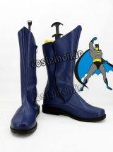 The Batman バットマン バットマン風 コスプレ靴 ブーツ