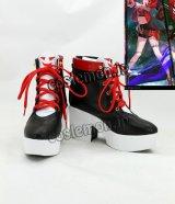 アラド戦記 アラドせんき サモナー風 02 コスプレ靴 ブーツ