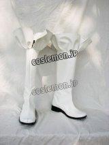 ステラ·ルーシェ風 コスプレ靴 ブーツ