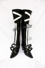 D.Gray-man リナリー・リー風 コスプレ靴 ブーツ