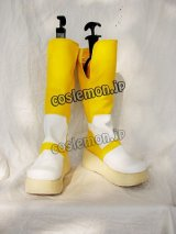 ARIA アリス・キャロル アテナ・グローリィ風 コスプレ靴 ブーツ