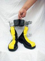テイルズ オブ シンフォニア ラタトスクの騎士風 コスプレ靴 ブーツ
