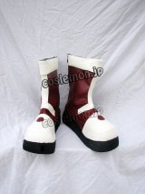 HUNTER×HUNTER ハンター×ハンター キルア=ゾルディック風 コスプレ靴 ブーツ