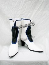 GUILTY GEAR風 コスプレ靴 ブーツ