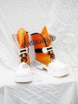 英雄伝説 空の軌跡 エステル·ブライト風 コスプレ靴 ブーツ