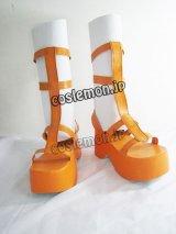 ONE PIECE ワンピース ナミ風 コスプレ靴 ブーツ