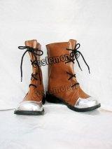 創聖のアクエリオン アポロン風 コスプレ靴 ブーツ