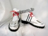 キングダムハーツ2 リク風 riku 03 コスプレ靴 ブーツ