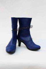美少女戦士セーラームーン 天王はるか風 コスプレ靴 ブーツ