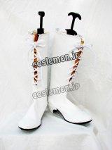 Pandora Hearts パンドラハーツ アリス風 コスプレ靴 ブーツ
